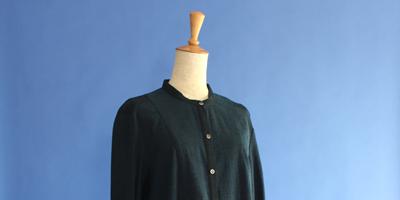 保多織チュニック Bota-ori tunic